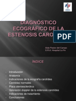 ECOGRAFÍA DE ARTERIAS CARÓTIDAS.ppt