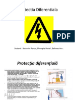 Protectia Diferentiala