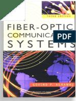 Fiber-Optic Communications Systems