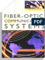 Fiber-Optic Communications Systems