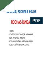 06 Rochas Igneas 2011