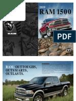 2010 Dodge Ram 1500 eBrochure