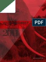 WildlifeDirect Newsletter 2014