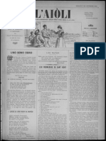 L'Aiòli. - Annado 05, n°169 (Setèmbre 1895)