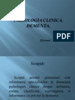 Dementa (Mirzac Daniela)