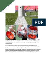 Bola Yang Digunakan Dalam Teknologi Ini Bukanlah Bola Biasa