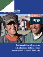 Investigacion Socioeconomica El Alto