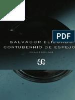 Contubernio de Espejos - Salvador Elizono