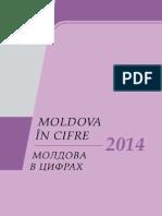 Moldova Cifre 2014 Rom Rus
