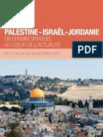 Voyage en Palestine - Israël - Jordanie