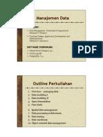 DM01 Managing Data