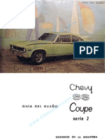 Manual Chevy 1973 Serie 2