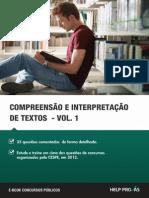Compreensão e Int. de Texto-1
