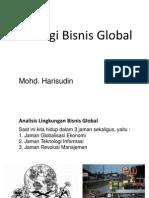 10. Strategi Bisnis Global