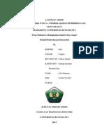 laporan KKN kojep