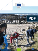 Best LIFE Environment Projects 2013