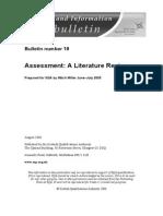 Research Bulletin 19