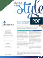 CUAdvantage Newsletter - Fall 2014