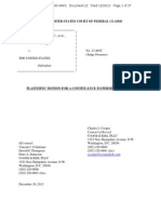 122013plaintiffs Motion for a Continuance to Permit Discoverypdf