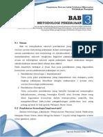 Bab III Metodologi Dan Pendekatan