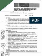 Directiva General Nº 013 2010 Ana j Oa