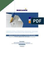 Manual de Aplicacion Rocamix ES
