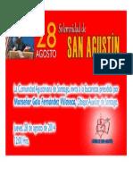 Solemnidad de San Agustín
