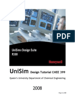 UniSim Design Tutorial 2.docx