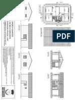 Projeto Padrao 015-Opcao 4 Quartos