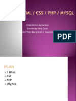 html php.ppt