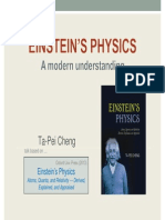 Einstein Physics