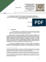 Aguiar 2008- La Enseñanza de La Historia Desde La Larga Duracion