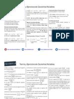 Teoría y Práctica de Cocientes notables.pdf