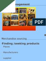 Methods of Procuring Merchandising
