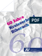 60 Jahre JU Kreisverband Biberach