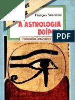 A Astrologia Egípcia - François Suzzarini (Astrologia)