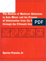 S.Vryonis Jr. - The Decline of Medieval Hellenism in Asia Minor