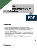 Remuneraciones y Utilidades