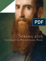 Penn Press Spring 2015 Catalog