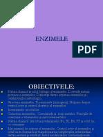 ENZIMELE 1 prelegere biochimie
