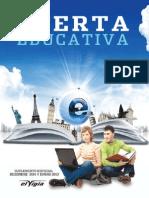 Oferta Educativa Diciembre 2014