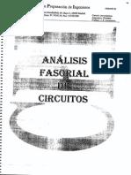 Analisis Fasorial de Circuitos