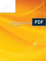 soft Xpansion Perfect Print 7 Express User's Manual