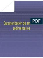 ambiente sedimentarios