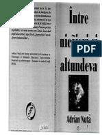 Adrian Nuta - Intre nicaieri si altundeva.pdf