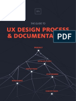 Uxpin Guide to Uxdesign Process and Documentation