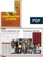 Dossier Emprendedores - 9 Empresarios Con Éxito