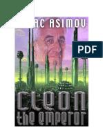 Isaac Asimov - Cleón, el emperador