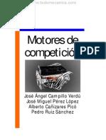 Apz Mecánica Automotriz Motores de Competicion