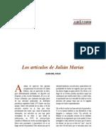 Sobre Julian Marias